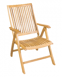 Saliekamais krēsls (BB B2099)